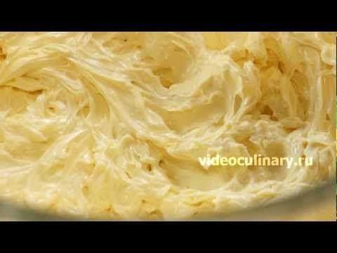 Масляный крем на сгущенном молоке - Рецепт Бабушки Эммы - YouTube