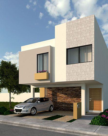 Venta de Casas en Querétaro – Modelo Irena - Encuentra la mayor oferta de casas nuevas en venta.