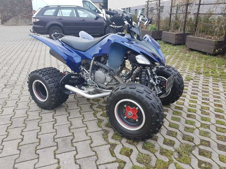 Quad ATV Yamaha 250   Check more at https://0nlineshop.de/quad-atv-yamaha-250/