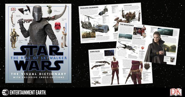 From Acolytes Of The Beyond To Elna Zibsara Star Wars The Rise Of Skywalker Visual Dictionary In 2020 Visual Dictionary Knights Of Ren Star Wars