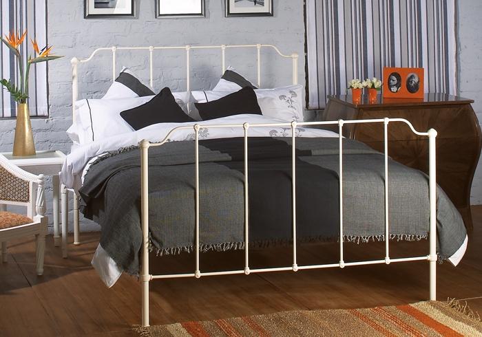 Dorset iron bed