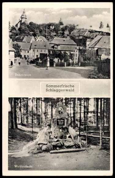 schlaggenwald böhmen - Google Search
