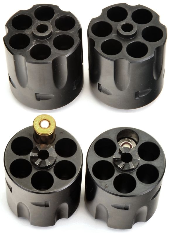Real Guns - Ruger Blackhawk 45 Colt - 45 ACP Convertible