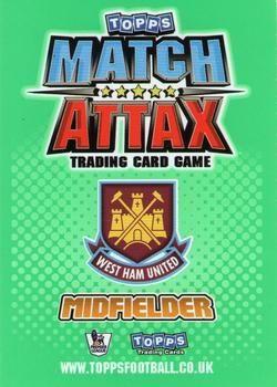 2010-11 Topps Premier League Match Attax #316 Thomas Hitzlsperger Back