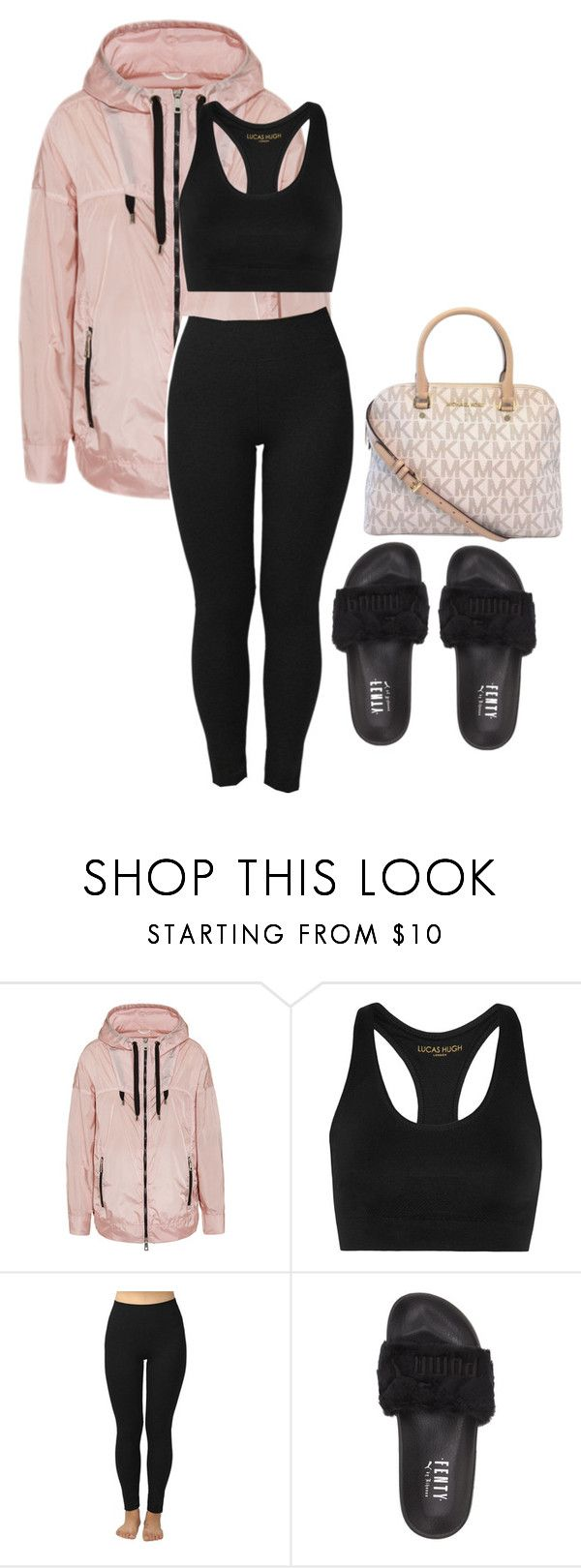 """""""Untitled #523"""" by tdgaaf ❤ liked on Polyvore featuring FAY, Lucas Hugh, Puma and Michael Kors"""