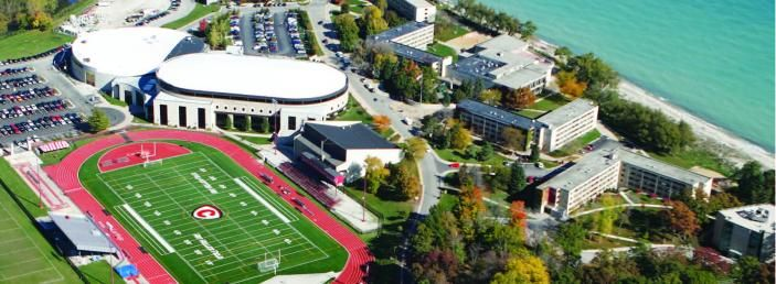 95. Take in a sporting event at either Carthage College (NCAA Div. III) or UW-Parkside (NCAA Div. II). Prices vary