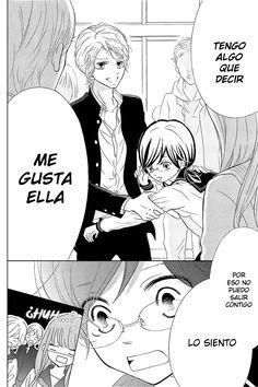 Kageno Datte Seishun Shitai Capítulo 1 - La flor con gafas página 17 - Leer Manga en Español gratis en NineManga.com