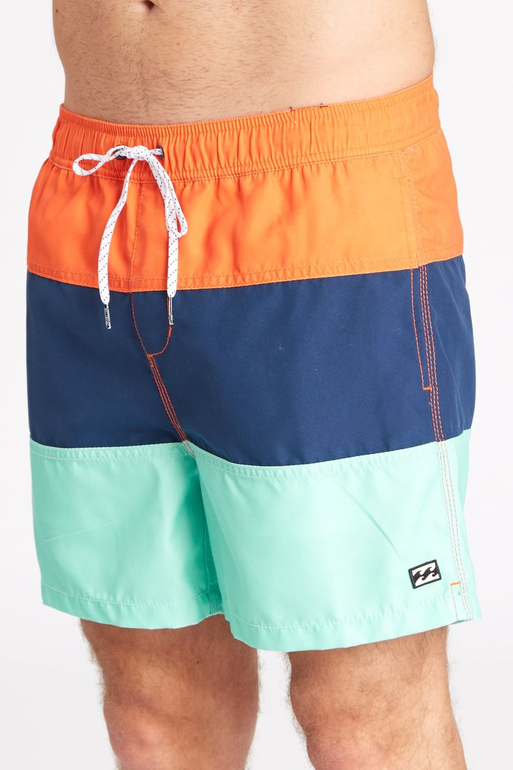 "TRIBONG LAYBACKS 16"" BOARDSHORTS 