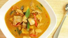 Red Curry w/ Chicken