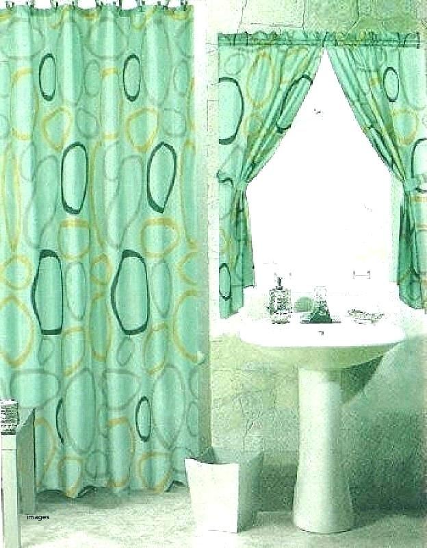 77 Fresh Bathroom Shower Curtain With Matching Window Curtain In