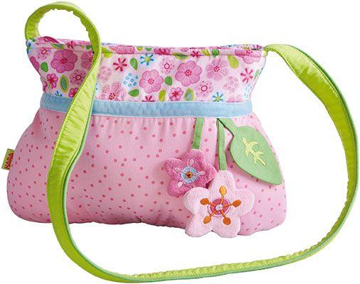 Precioso bolso infantil para llevar de paseo o de compras. Muy práctico, lleva cremallera.