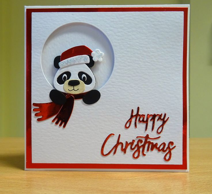 601 best Cards: Christmas images on Pinterest | Christmas cards ...