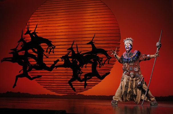 The Lion King - Saenger Theatre, New Orleans, LA - Tickets, information, reviews