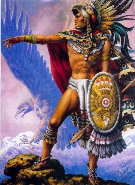 how were the aztec army aztec Tribal aztec tattoos honor ancient warriors  eagle warriors were aztec warriors who were soldiers of the sun, as the eagle was a symbol of the sun.