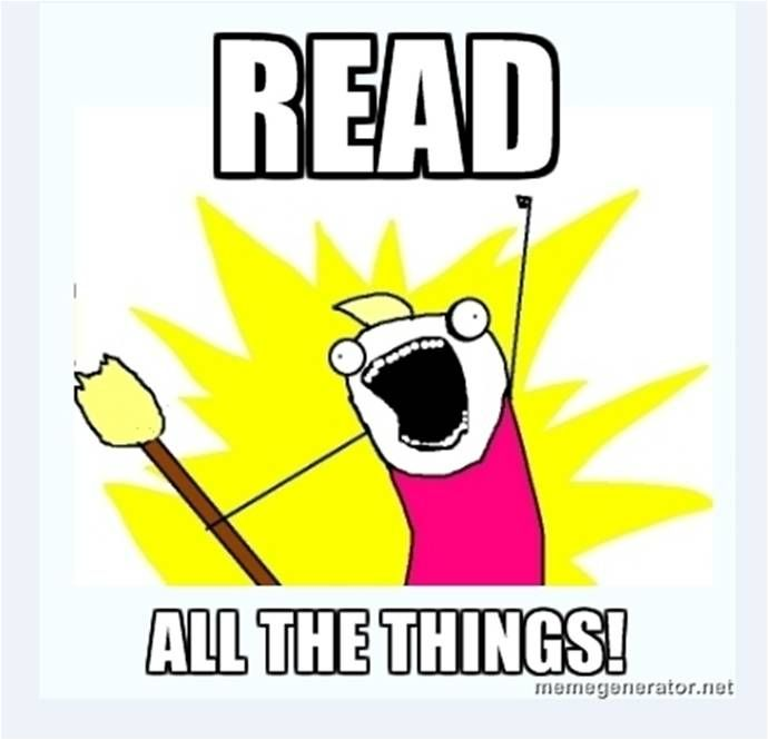 """TLT: Teen Librarian's Toolbox: TPIB: Meme ALL the Shirts! (Heather Booth)-that's a good idea! If I could figure out how to pronounce """"meme"""" correctly."""