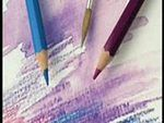 How to Use Watercolor Pencils...The short time I spent reading this was worth every bit of the time...