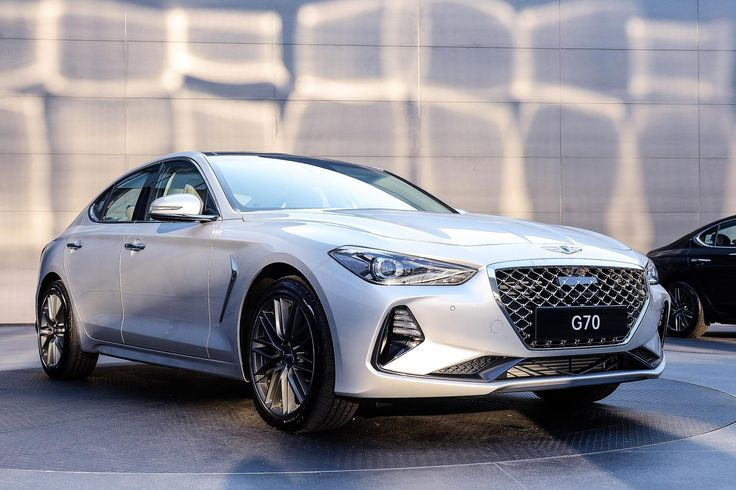 The entry-level luxury sedan segment has a new contender in the form of the 2019 @GenesisUSA G70.   amag.us/0QfPza
