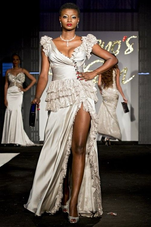 Gilles Roland Toure and Many Other Designers Rocked Cote d'Ivoire's Moreno's Fashion Show | FashionGHANA.com (100% African Fashion)