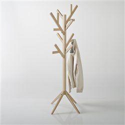 Les 25 meilleures id es de la cat gorie porte manteaux sur pinterest pat re - Porte manteau bois sur pied ...