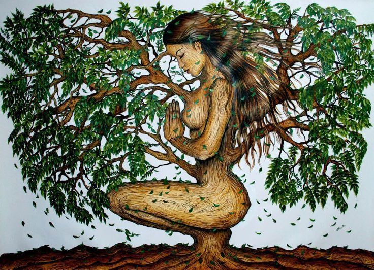 Gaia, tree of life                                                                                                                                                                                 Más
