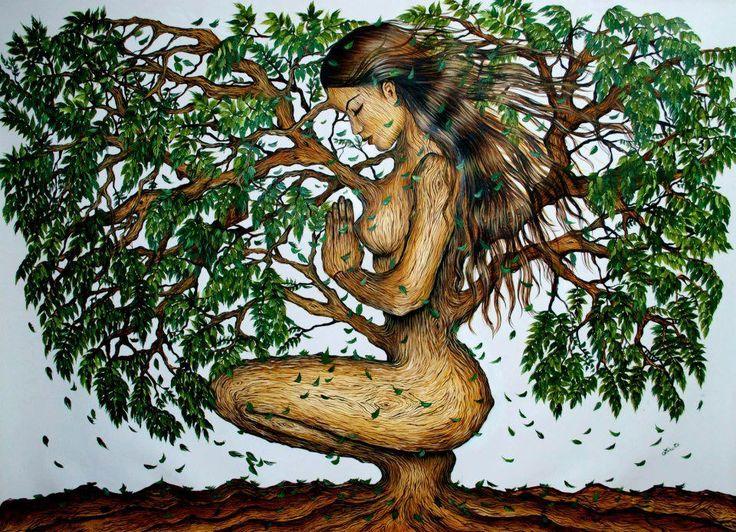 Gaia, tree of life                                                                                                                                                                                 Más