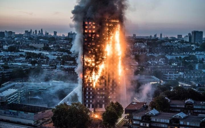 London's Grenfell Tower Inferno A 'Disaster Waiting To Happen' As Green Energy Took Priority ----------------------------------Fears were raised that green energy concerns were prioritised ahead of safety as it emerged that cladding used to make the building more sustainable could have accelerated the fire. […]