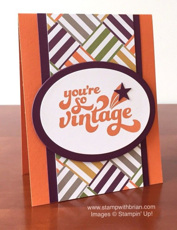 That Thing You Do, Stampin' Up!, Brian King, FabFri71