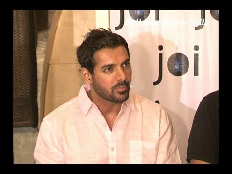 John Abraham talks about his new film BANANA.