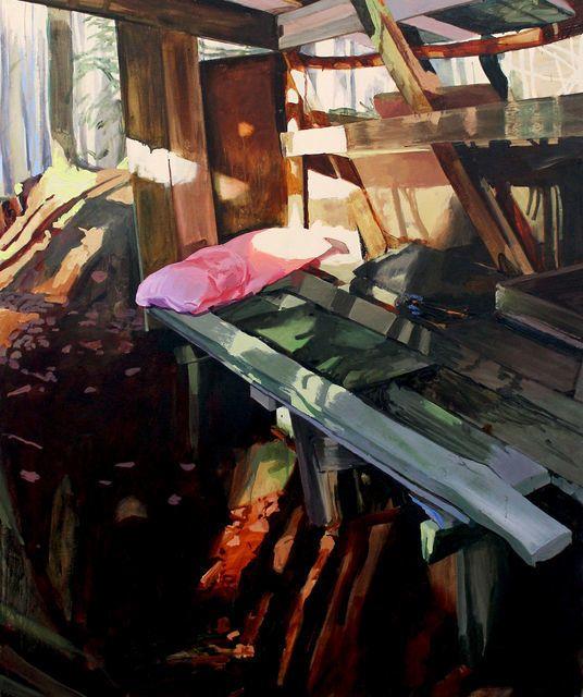 Sara-Vide Ericson | WHISPER ROOM (2014) | Artsy