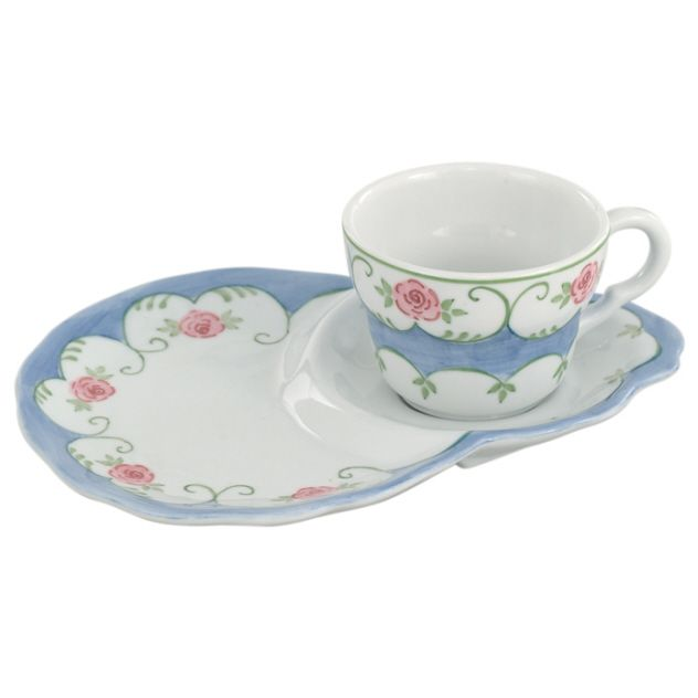 referred to as a \ tennis set\  because it was so convenient for snack courtside the snack set includes the tray and cup  sc 1 st  Pinterest & 385 best Vintage snack sets images on Pinterest | Dishes Dish and ...
