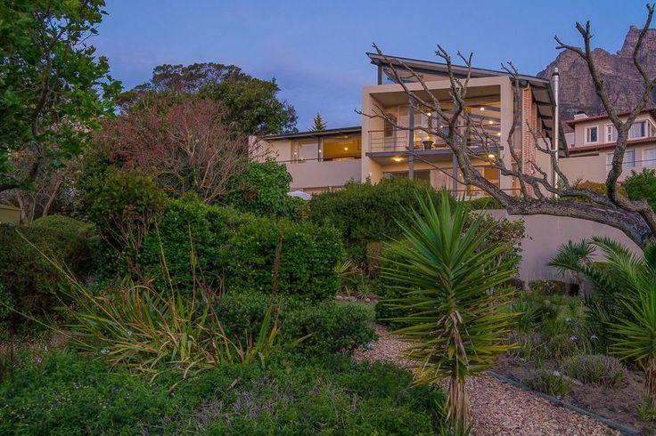 Sedgemoor 11  6 Bedroom Camps Bay villa with pool and walking distance to Cams Bay Beach & Promenade.