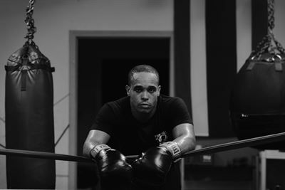 Face of Defense: Airman Launches Professional Boxing Career