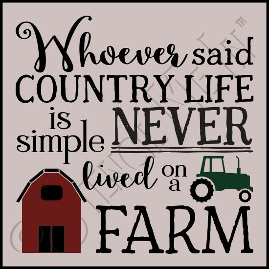 Farm Life Quotes Best Accepting Late Quotes Farmer Picture