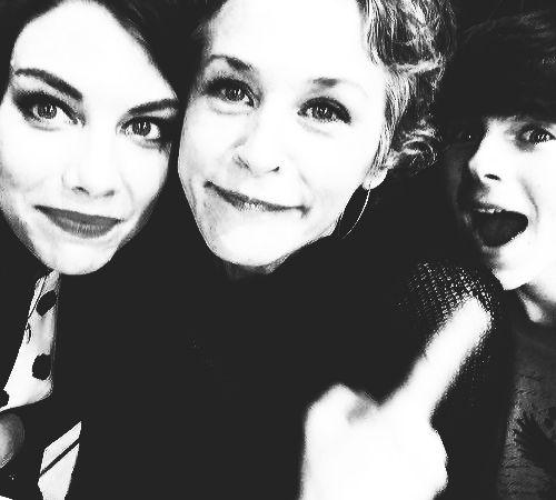 Lauren, Melissa, and Chandler                                                                                                                                                                                 Plus