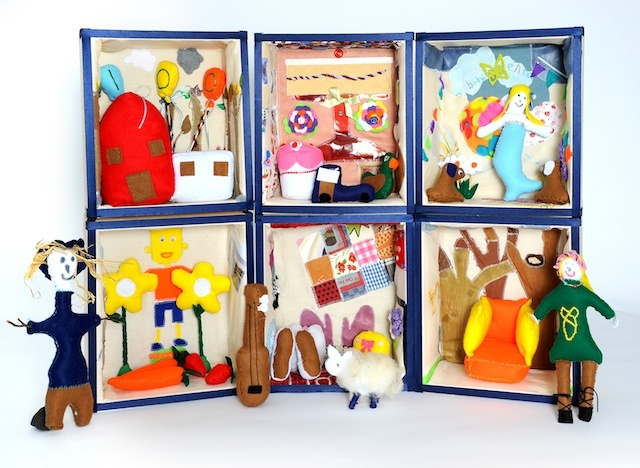 Ireland's CRAFTed programme gives primary school children and teachers an exciting opportunity to explore their creativity and learn new skills by working with professional craftspeople. For more information on CRAFTed see: www.learncraftdesign.com Photo: Bernie McCoy
