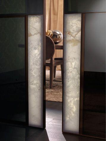 Catalogue   Doors   Interroom doors   Longhi Ianus Scorrevoli на портале www.6a3a.ru