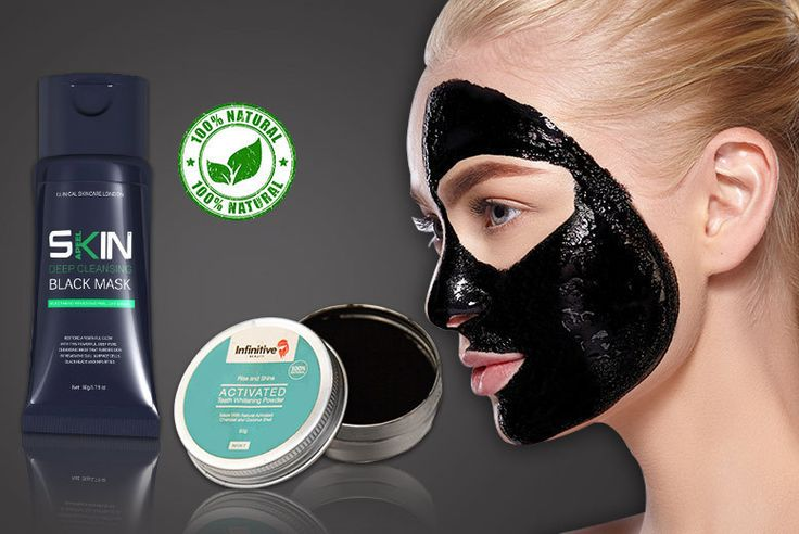 Buy Blackhead Mask & Charcoal Teeth Whitening Powder UK deal for just £4.99 £4.99 instead of £59.98 (from Forever Cosmetics) for a blackhead face mask and charcoal teeth whitening powder - save 91% BUY NOW for just £4.99
