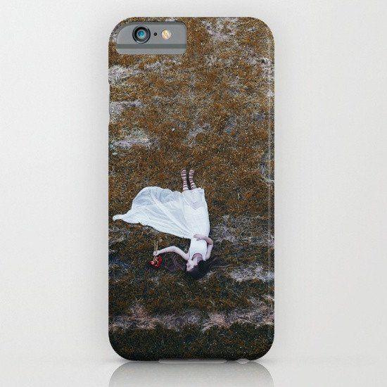 Alone iphone case, smartphone