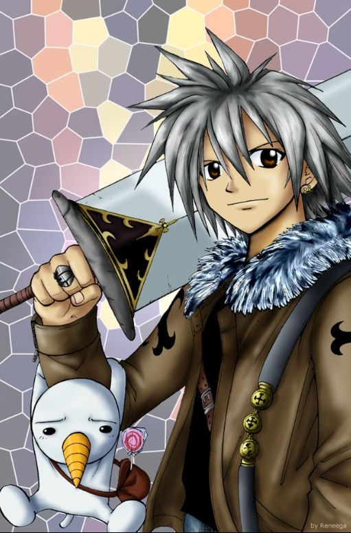 12 Best Rave Master Images On Pinterest