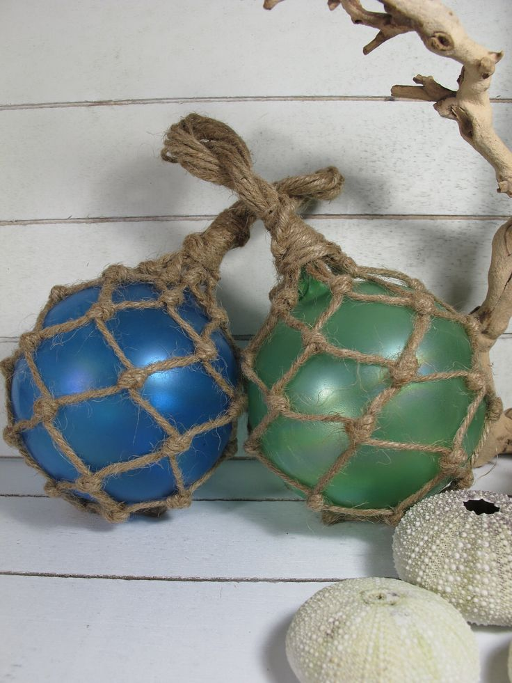 A personal favorite from my Etsy shop https://www.etsy.com/ca/listing/490292771/on-sale-fishing-floats-japanese-buoys