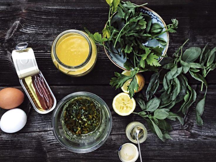 Fünf unschlagbare Salatsaucen