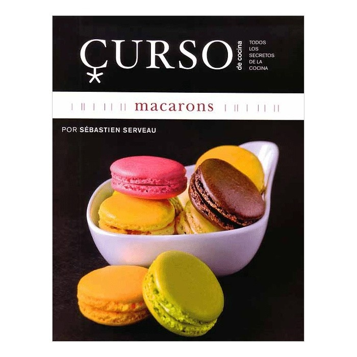 Sébastien Serveau | Macarons | Ed. H.Blume