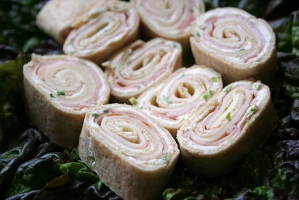 Tortilla Pinwheels Recipe – Great Snack For The Kids
