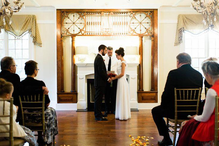 wedding ceremony | Michelle and Austin | Atlanta wedding | Jac and Heath | www.jacandheath.com