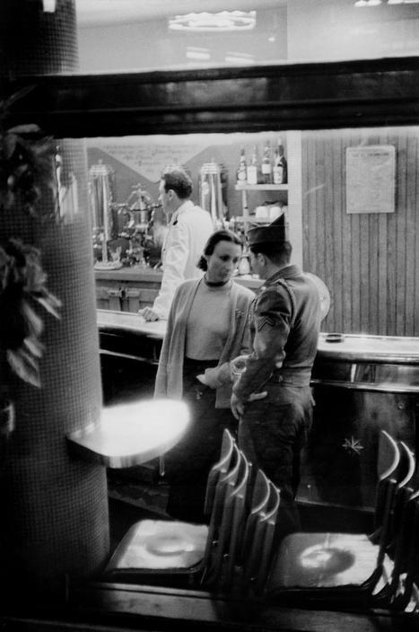 Paris 1952 Place Pigalle Henri Cartier-Bresson