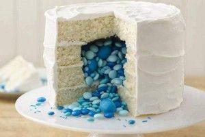 Un gâteau trop bon pour annoncer le sexe de bébé !
