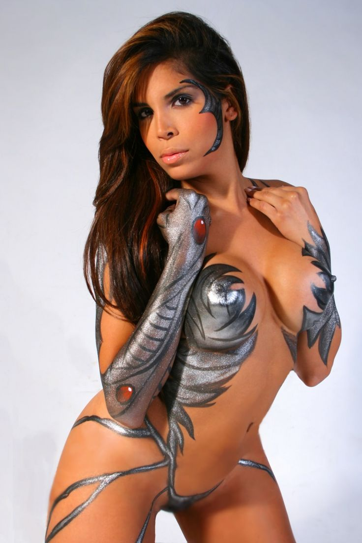 38 best images about body paint on pinterest supergirl for Best body paint pics