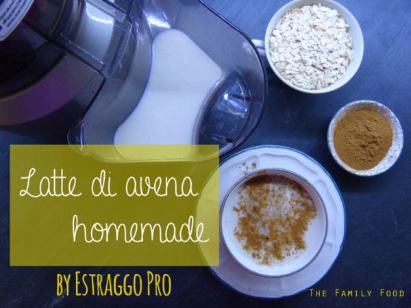 Come preparare a casa il latte di avena