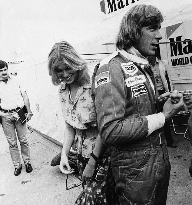 May, 23rd 1977 — Monaco, what does the future hold? Not marriage, according to James Hunt.