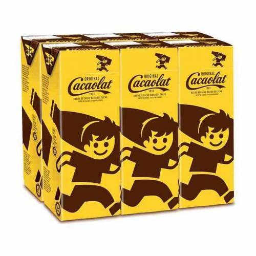 CACAOLAT original Brick, pack 6x200ml